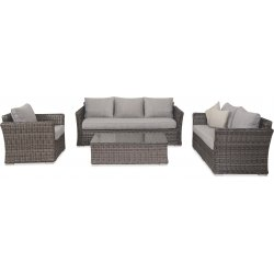 Bahamas 4 Piece Outdoor Occasional Suite