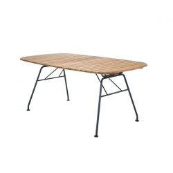 BEAM Outdoor Dining Table with folding legs