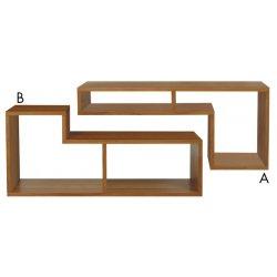 Blox A , Blox B  Shelving Units