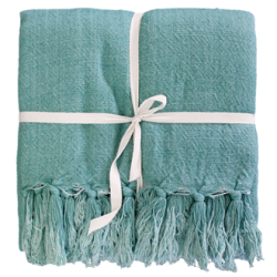 Indira Linen/Cotton Throw