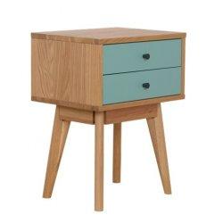 Radius 2 Drawer Side Table