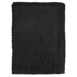 Boucle Yarn Throw