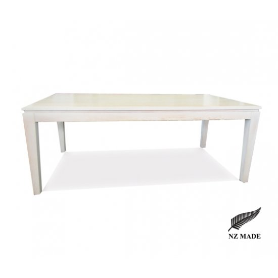 Fusion Ash Dining Table NZ Made