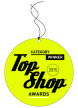 Category Winner Top Shop Awards 2015
